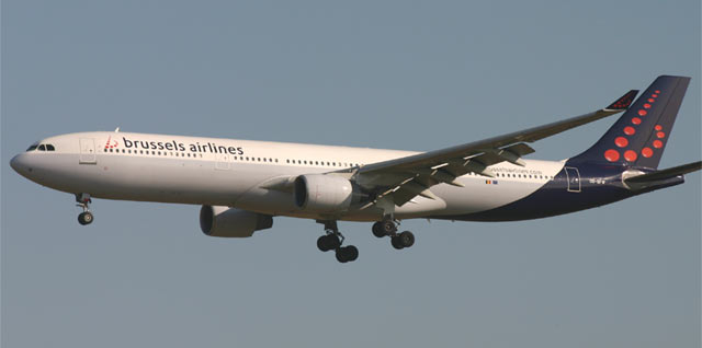 Airbus A330 Brussels Airlines