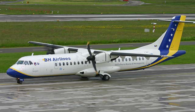 ATR 72 BH Airlines