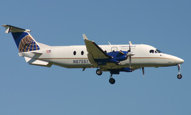 Beech 1900 Continental Express
