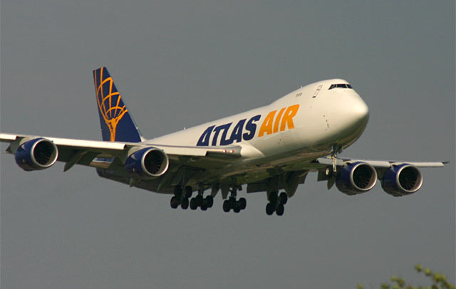 Boeing 747-8 Atlas Air