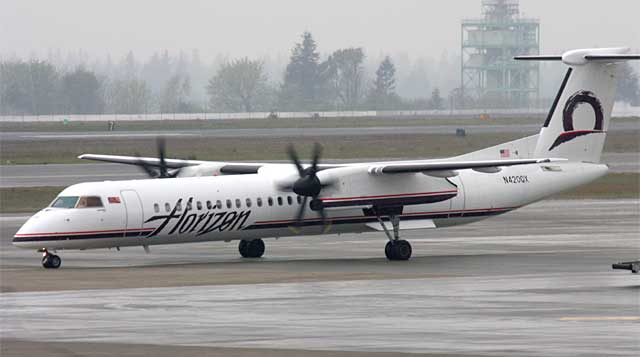 Q400 Horizon Air