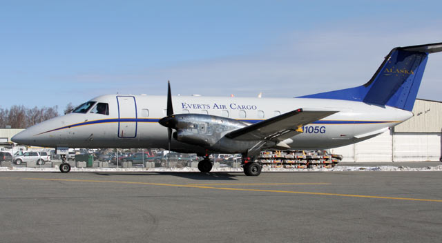 Embraer EMB-120 Everts Air Cargo