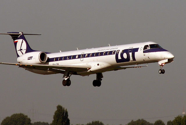 Embraer ERJ-145 LOT