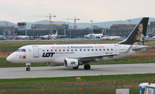Embraer 170 LOT