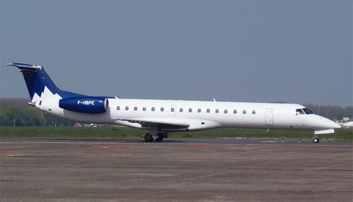 Embraer ERJ-145 Pan Europ�enne Air Service