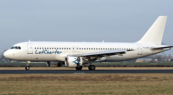 Airbus A320 Latcharter