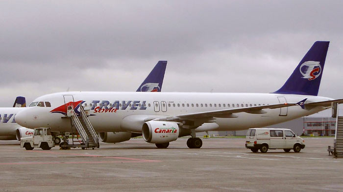 Airbus A320 Travel Service