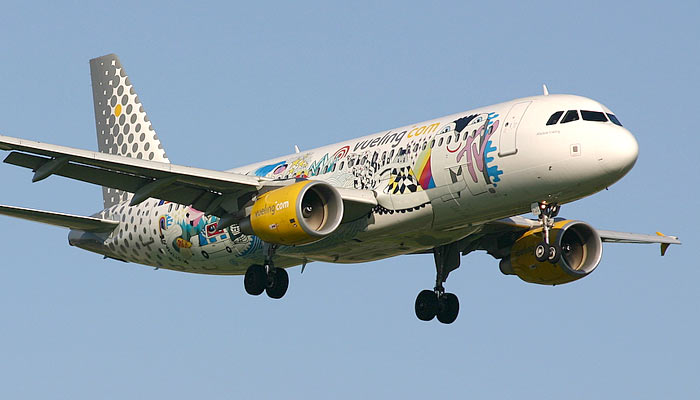 Airbus A320 Vueling