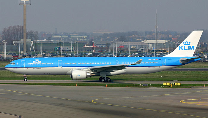 Airbus A330-300 KLM