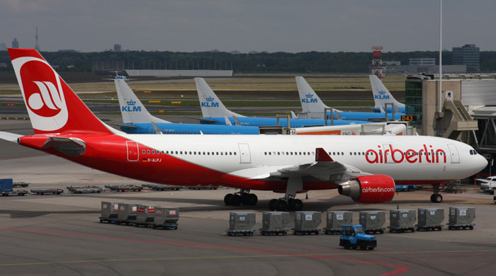 Airbus A330 Air Berlin