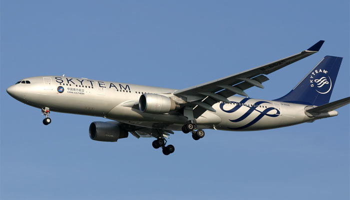Airbus A330-200 China Southern / Skyteam
