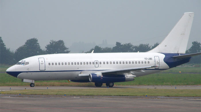Boeing 737 MED Airways