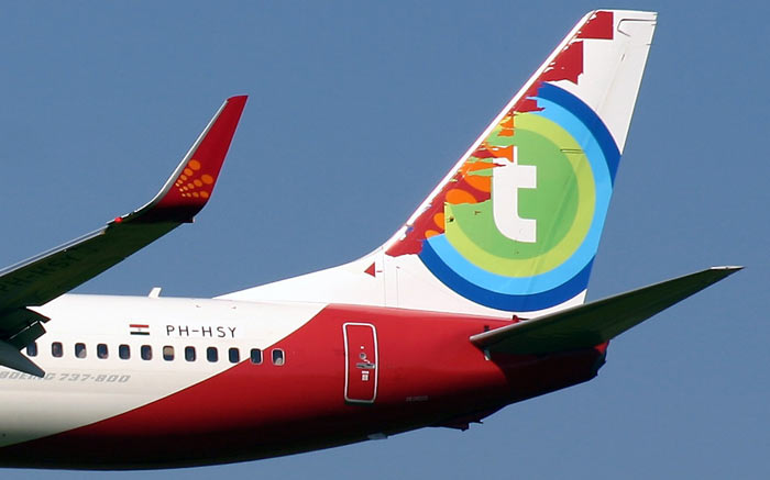 PH-HSY Transavia