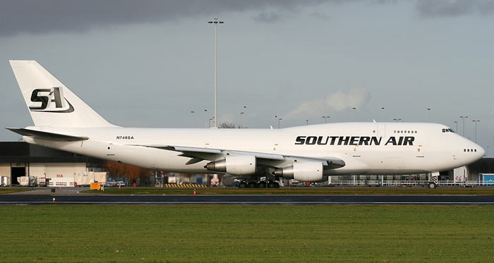 Boeing 747-200 Southern Air