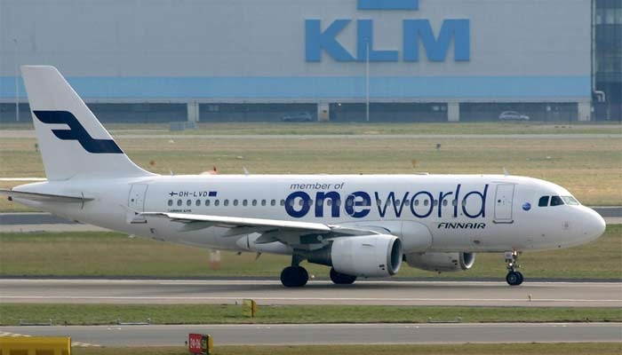 Airbus A319 Finnair / OneWorld