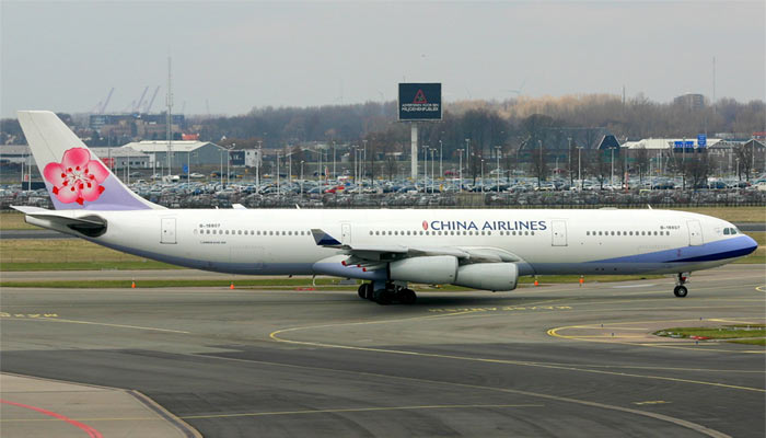 Airbus A340 China Airlines
