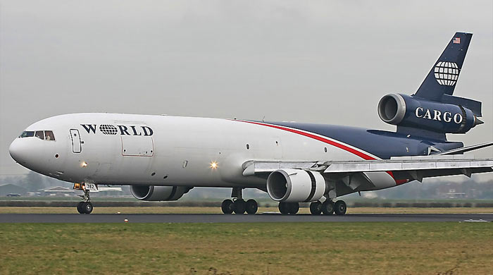 MD-11 World Airways