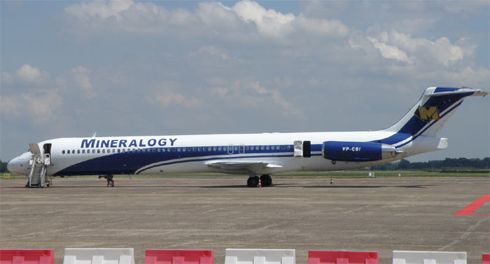 MD-82 Mineralogy