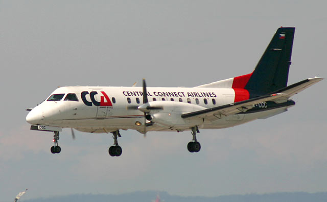 Saab 340 Central Connect Air